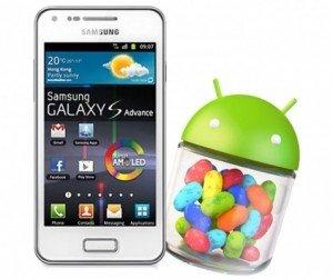 Samsung Galaxy S Advance5