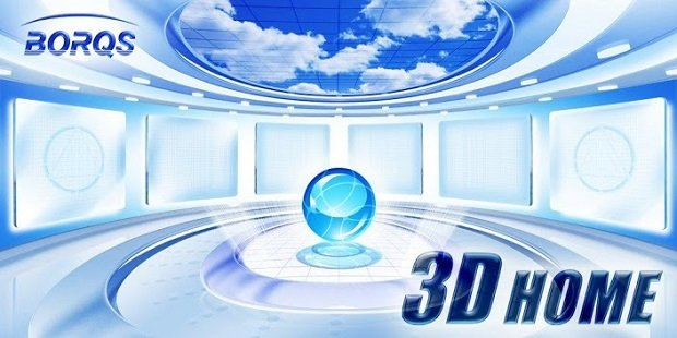 3D Home - Launcher Android