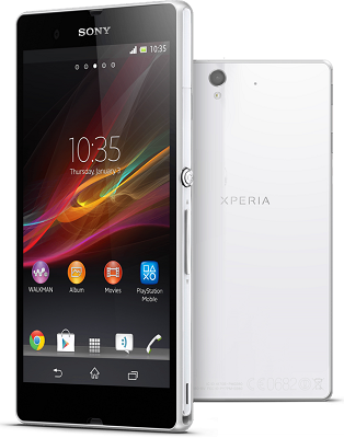 Android 4.2.2 Sony Xperia Z