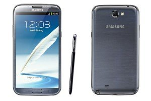Galaxy Note 2 front 1