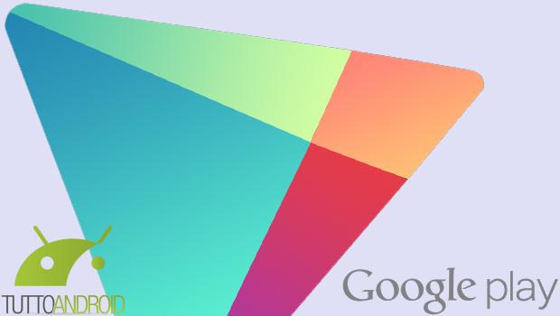 Google-Play-template