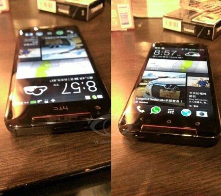 HTC Butterfly S Black