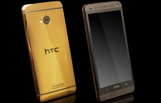 HTC One Gold, Platinum e Rose Gold