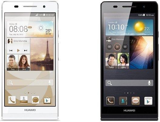 Huawei Ascend P6 - Amazon