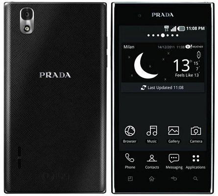 LG Prada Phone 3.0 Offerte - Promozioni - TIM