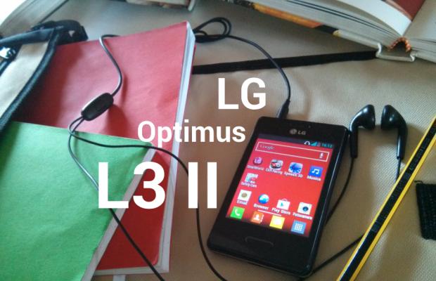 LG optimus L3 II copertina small