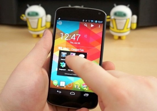 Nexus 4 Overclock