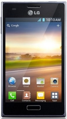 Optimus L5 Android Jelly Bean