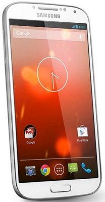 Samsung Galaxy S4 Google Edition Android 4.3