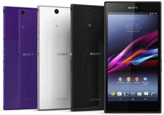 Sony Xperia Z Ultra - Xperia ZU