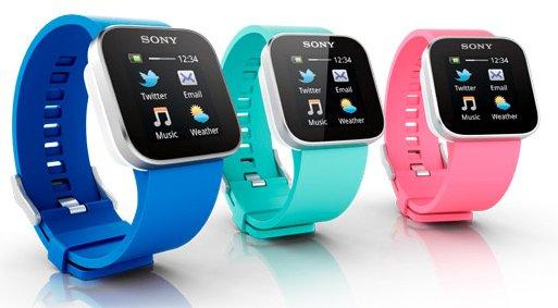 Sony-smartwatch-