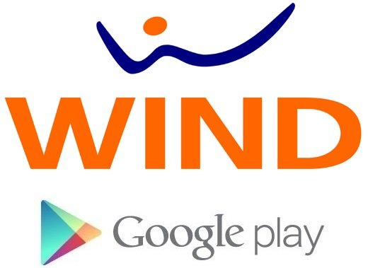 WIND - Pagamenti Google Play Store Android