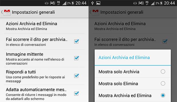 gmail-cancella