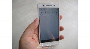 Huawei ascend p6 9