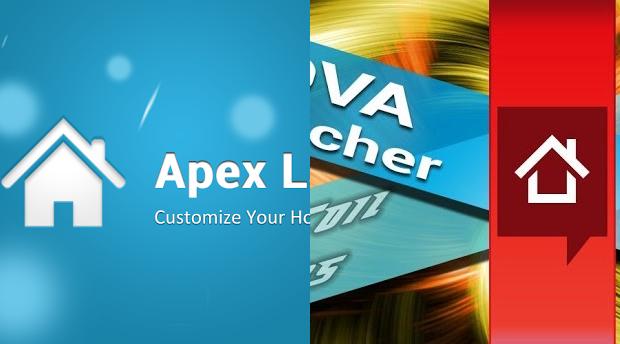 Apex Launcher - Nova Launcher