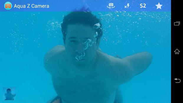 Aqua Z Camera