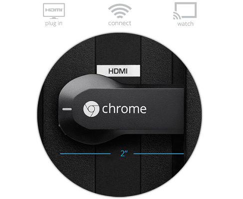 Chromecast Italia Android