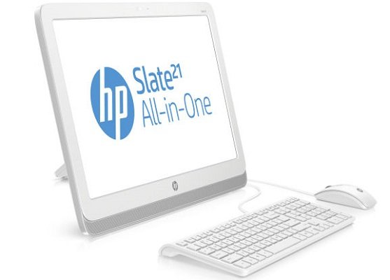 HP Slate 21 All in One - Android 4.2