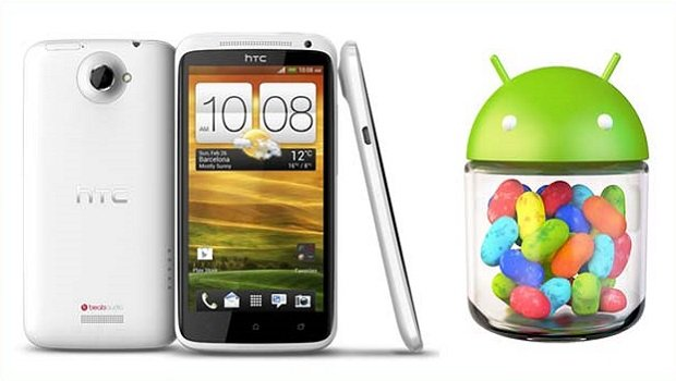 HTC One X Android 4.2.2
