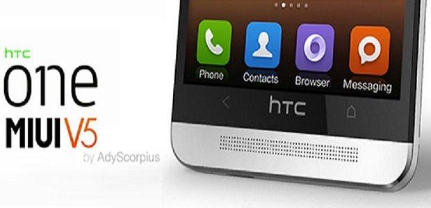 HTC One MIUI