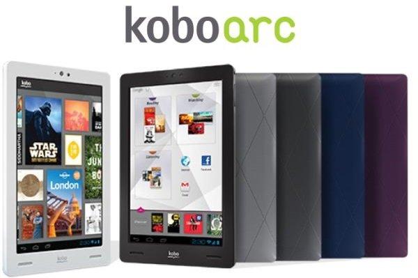Kobo Arc HD 10 in arrivo con Tegra 4