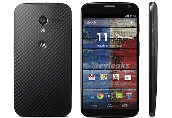 Motorola-Moto-X-Nero