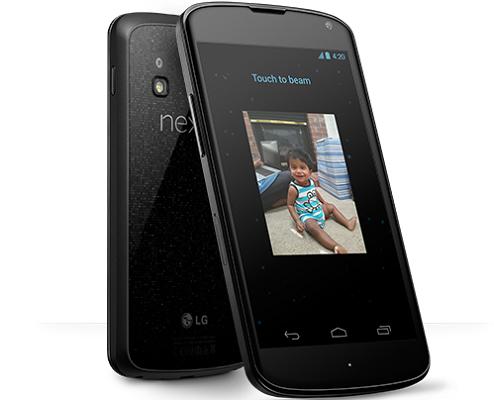 Nexus 4 Prezzo Android 4.3