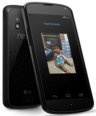 Nexus 4 Promozione