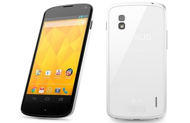 Nexus-4-bianco - white