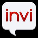 invi Messenger e SMS
