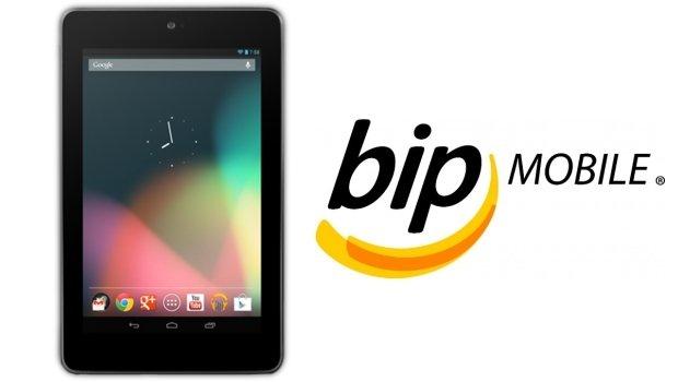 nexus 7 bip mobile
