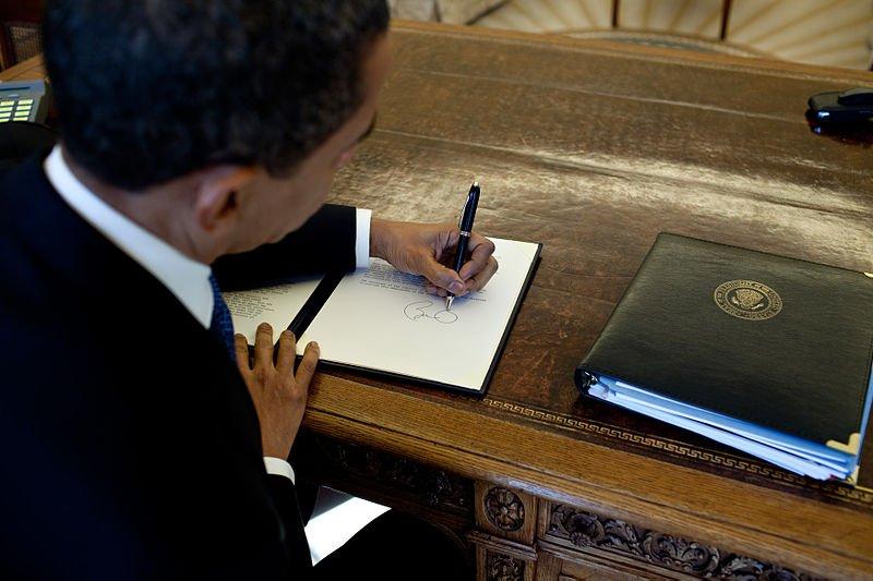 Il Presidente degli Stati Uniti Barack Obama