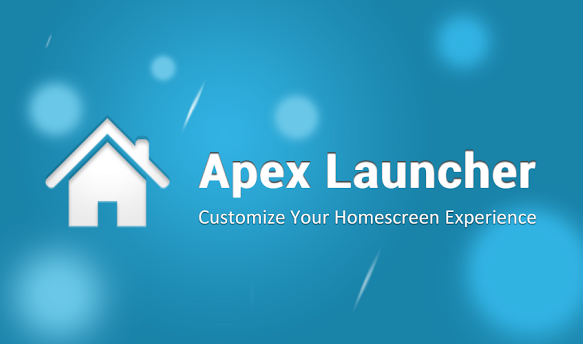 Apex-Launcher - Download - APK - 2.1