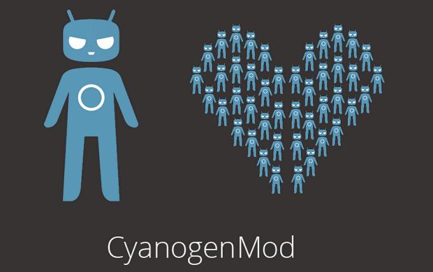 CyanogenMod-HTC One X Plus