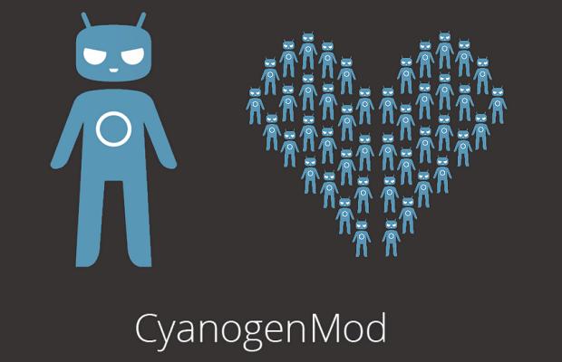 CyanogenMod Quick Access Ribbon Power Widgets