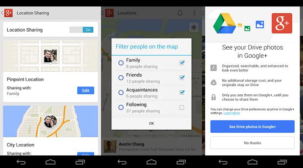 Google Plus 4.1.0