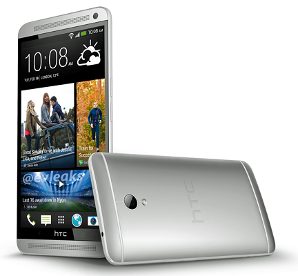 HTC One Max T6