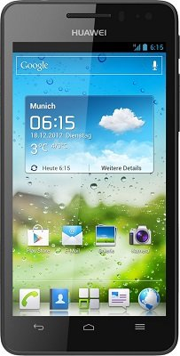 Huawei Ascend G615 Jelly Bean