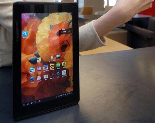 LG G Pad Android