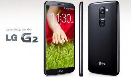 LG G2 avrà batteria removibile e MicroSD in Corea del Sud