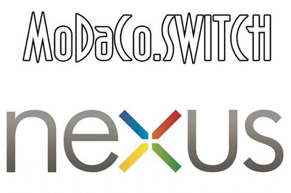 MoDaCo SWITCH Nexus - Stock - CyanogenMod