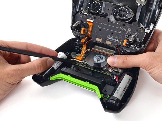 Nvidia Shield iFixit