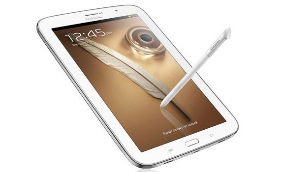Samsung Galaxy Note 8.0 WiFi riceve Android 4.2.2