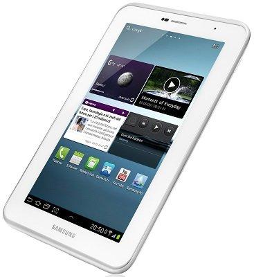 Samsung Galaxy Tab 2 7.0 WiFi riceve Android 4.2.2