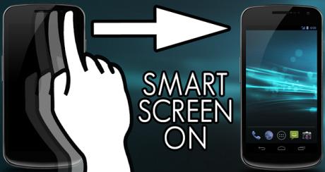 Smart Screen ON