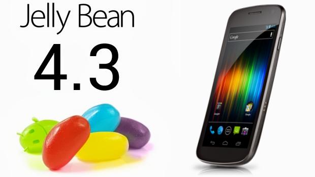 android 4.3 jwr66y galaxy nexus