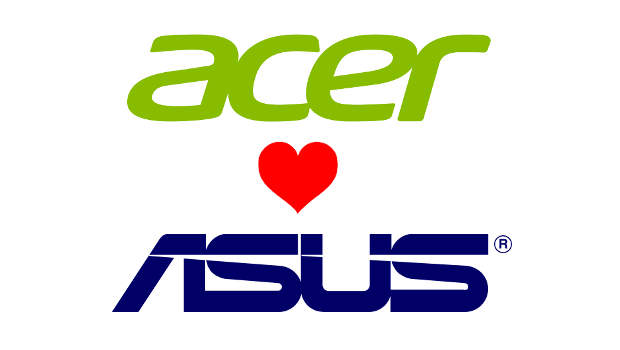ASUS-Acer