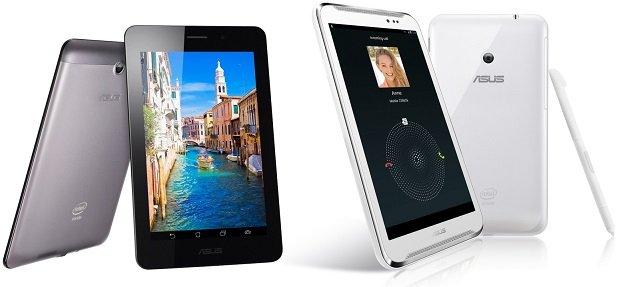 ASUS Fonepad Note 6 e il Fonepad 7