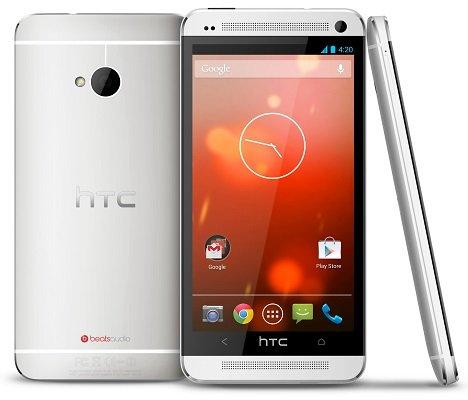 HTC One Google Edition JWR66Y