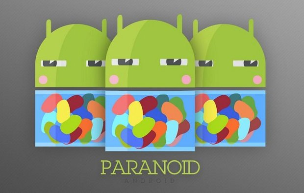 Paranoid Android 3.99 RC2